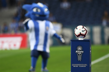 Allianz Cup: FC Porto x Chaves